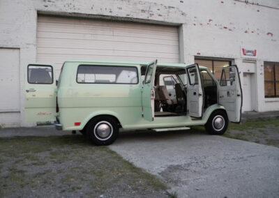 1969 Ford Econoline E100 Super Van