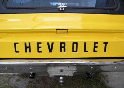 1970 Chevrolet K5 Blazer 4x4