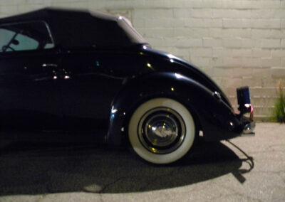 1937 Ford Convertible Custom