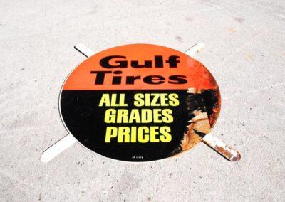 1950 Various Signs Metal & Plastic