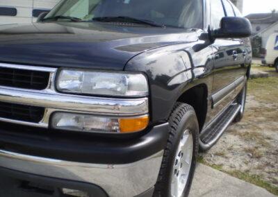 2004 Chevrolet Suburban 4x4 LT