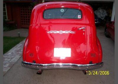 1940 Chevrolet Sedan Delivery
