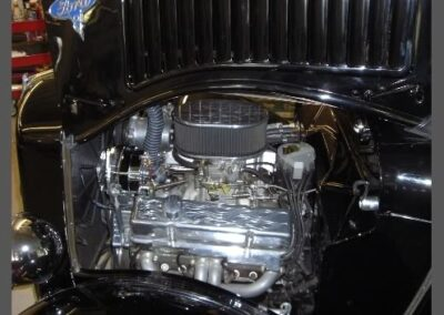 1936 Ford Panel Custom