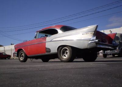 1957 Chevrolet Bel Air Chrome