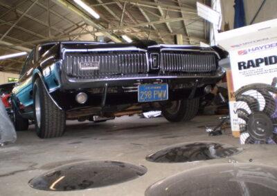1968 Mercury Cougar Hardtop