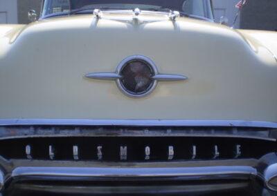 1955 Oldsmobile Holiday Hardtop