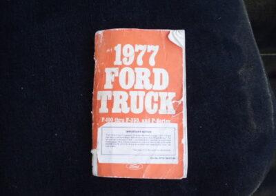 1977 Ford Ranger F250