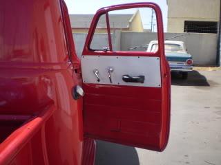 1952 Chevrolet Pick Up Black