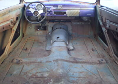 1949 Mercury Sedan