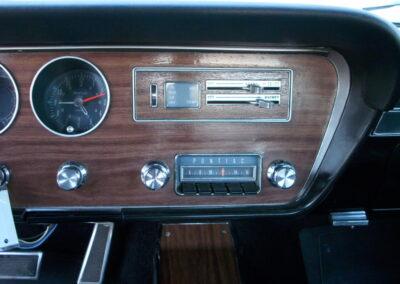 1967 Pontiac GTO 400ci