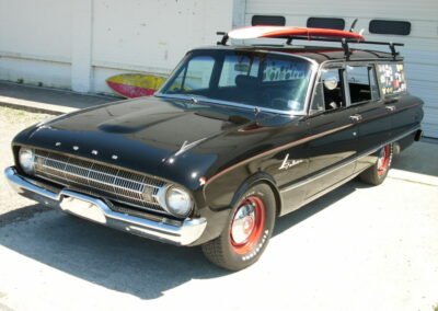 1961 Ford Falcon Wagon