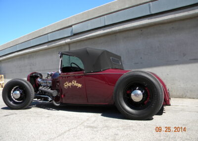 1929 Ford Roadster Hot Rod