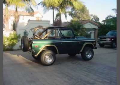 1974 Ford  Bronco 4x4
