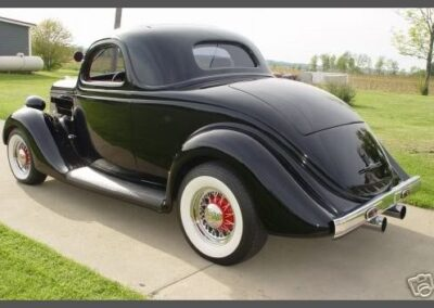 1935 Ford Coupe 2 Door