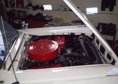 1959 Ford Fairlane Galaxie 500 Skyliner Chrome