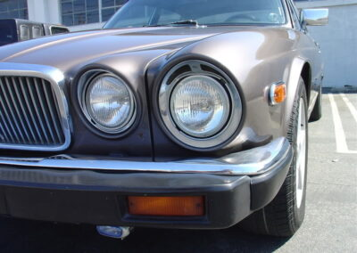 1983 Jaguar XJ6 Supercharged