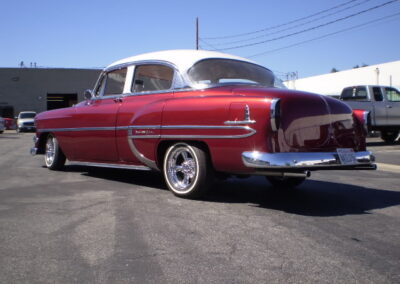 1954 Chevrolet Bel Air Chrome