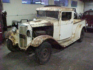 1934 Ford Project