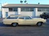 1965 Pontiac Catalina Safari Wagon